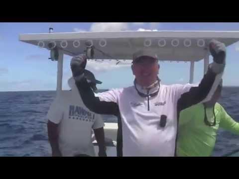 Christmas Island Fly Fishing with Gavin Hurley...