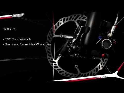 How To Install And Set Up MTB Disc Brakes - FSA Disc Brakes