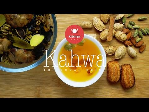 Kashmiri Kahwa Recipe | A Traditional Kashmiri Cuisine