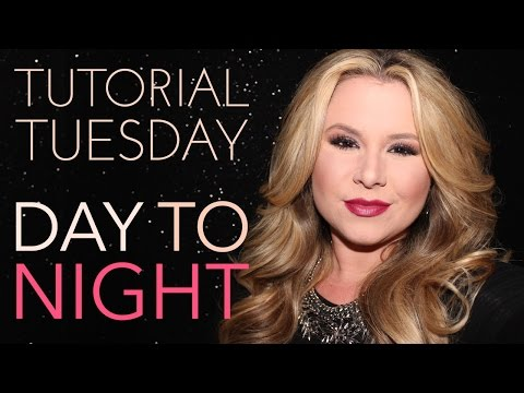 Tutorial Tuesday - How to Take Your Look from Day to Night