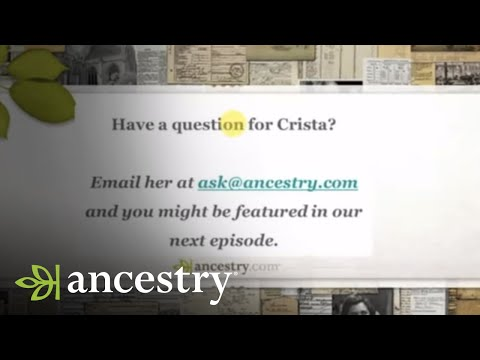 How to Find Pre-1850 Ancestors