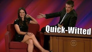 Quick-witted Craig Ferguson + More
