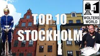 Visit Stockholm - What to See \u0026 Do in Stockholm, Sweden