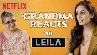 Indian Grandmas react to Leila   Netflix