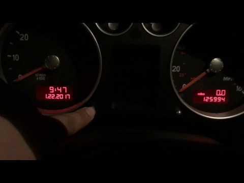 How To Reset Service/Maintenance light Audi/VW (Audi TT)