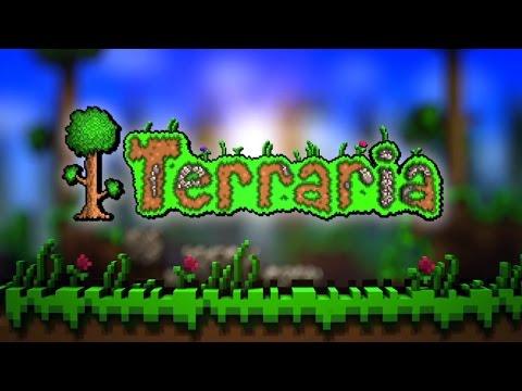 Let's Play Terraria Ep. 1
