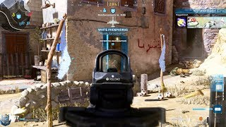 Streaking in Modern Warfare (4K Gameplay No Commentary)