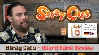 Stray Cats - Board Game Review