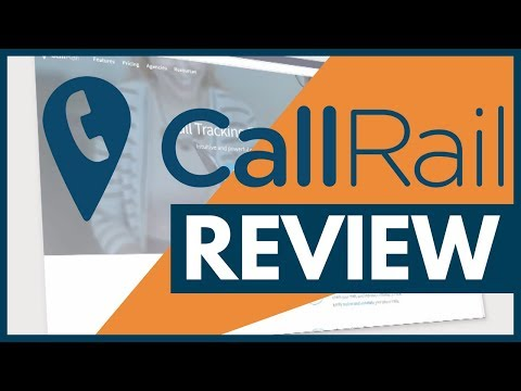 CallRail Review - TRACK Phone Calls from AdWords Advertising and ALL Advertising