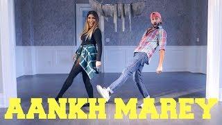 Aankh Marey Dance  Simmba  Ranveer Singh Sara Ali Khan  Tia Bhatia Ft Chase Constantino