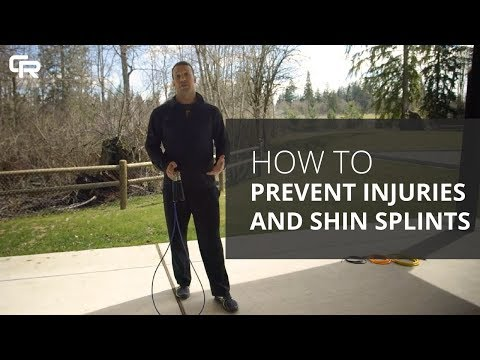 How to Prevent Injuries and Shin Splints with Jump Rope