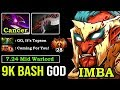 OMG 724 MID Troll Warlord 100 Perma Root Deadly Mind Breaker Silver Edge Deleted ALL 9K DotA 2