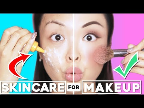 HOW TO: PREP SKIN FOR MAKEUP! | chiutips