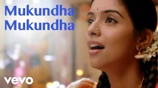 Dhasaavathaaram (Telugu) - Mukundha Mukundha Video   Kamal Haasan, Asin   Himesh