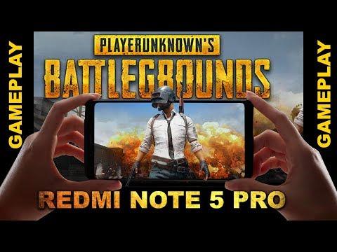PUBG GAMEPLAY ON REDMI NOTE 5 PRO | PUBG MOBILE GAMEPLAY | PUBG MOBILE ANDROID GAMEPLAY IN HINDI
