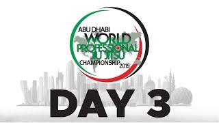 Abu Dhabi World Professional Jiu-Jitsu Championship - Day 3