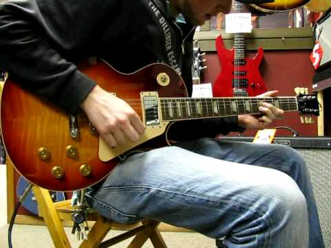 2006 Gibson Les Paul Standard Plus - HCS (Dirty - Neck)