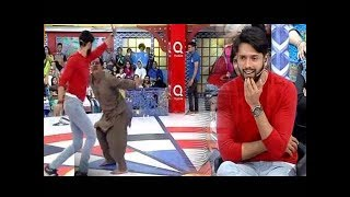 Fahad Mustafa Amazing Dance Performance in Jeeto Pakistan