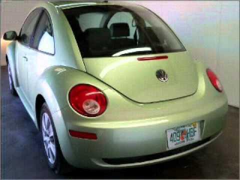 2009 Volkswagen New Beetle - Houston TX