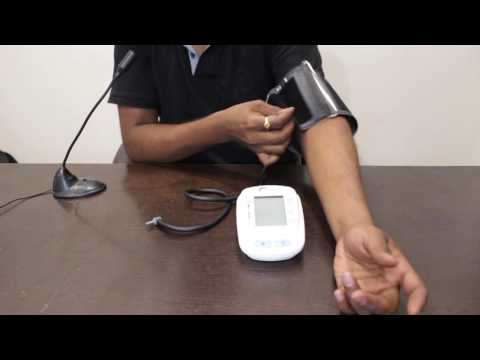 How To Use DR Morepen BP09 Digital  Blood Pressure Monitor, unboxing in Hindi