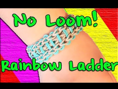 Rainbow Loom Without Loom