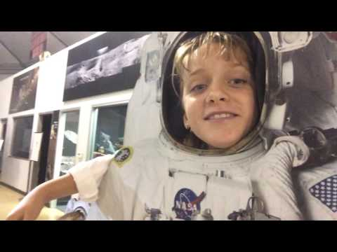 Экскурсия по музею НАСА  (Сан Хосе, Калифорниа)