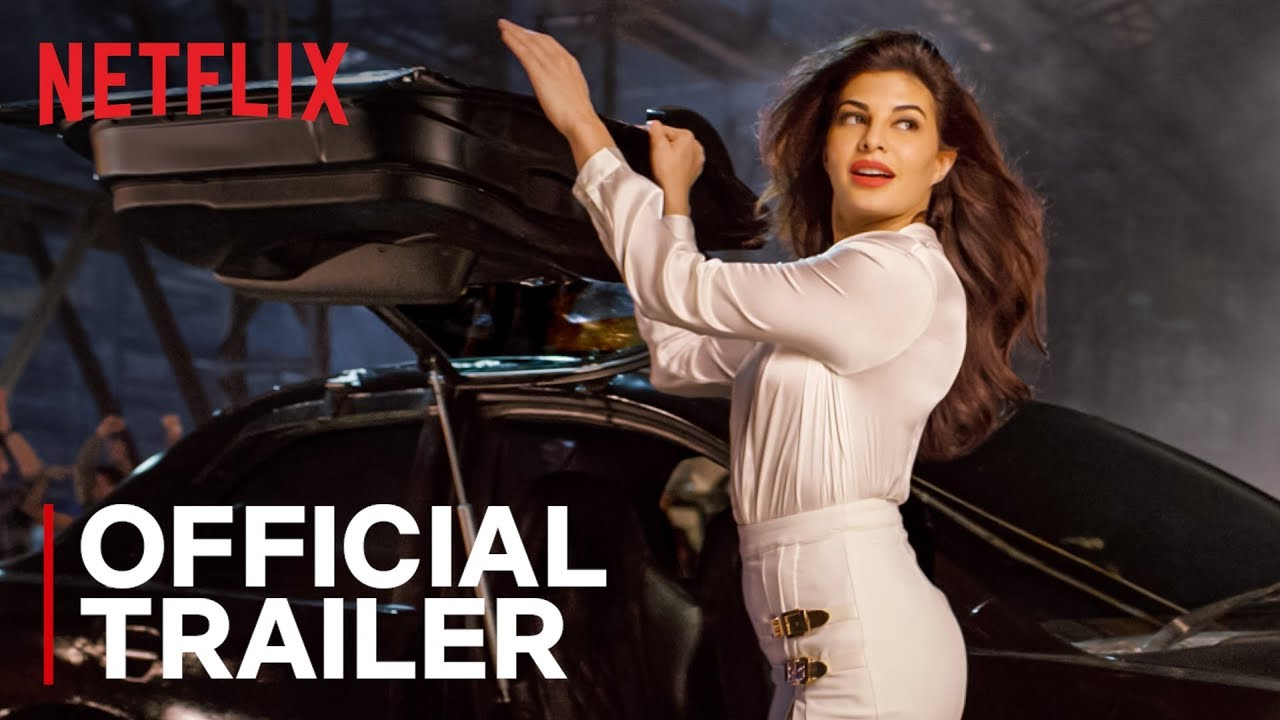 Download Drive Official Trailer | Jacqueline Fernandez, Sushant Singh Rajput, Pankaj Tripathi | Netflix India MP3 Gratis