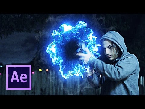 Como Hacer un Efecto de Disparo Laser - Adobe After Effects CC