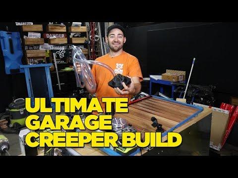 The world's ultimate garage creeper super internet build 5000