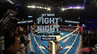 Anthony Yarde punch perfect in Richard Baranyi victory | 360 Virtual Reality Boxing