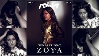 iDIVA May Digital Cover Ft. Zoya Akhtar - Generation Z | Zoya The Explorer