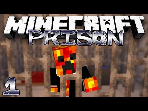 Minecraft Prison: SPEAKING TO GOD?! - (Minecraft Jail Break) - #1