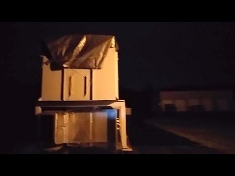 Heavy Haul TV:  Night Loading near Hagerstown, MD