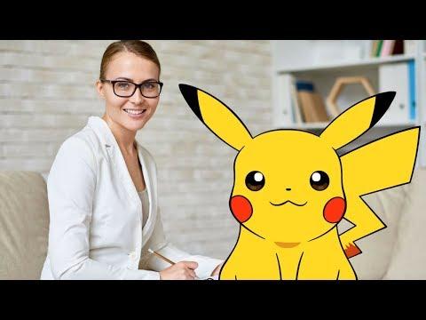 Pikachu Needs A Psychologist - My Pal Pikachu