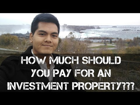 How Much Should You Pay for a Investment Property??? | Koukun