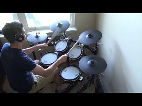 When It Rains - Paramore Drum Cover Roland TD-25KV