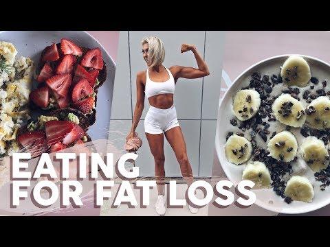Eating for FAT Loss - Vegetarian