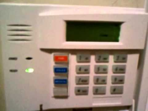Copy of Change master code on Honeywell alarm system