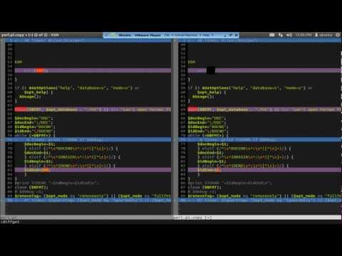 VIM-1.3 More VIM Editor Commands Tutorial