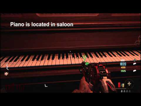 Piano Easter Egg (Buried Resolution 1295)