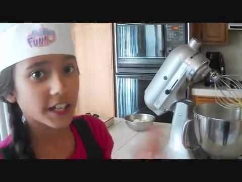 How To Bake a Simple Cake - Baking for Kids