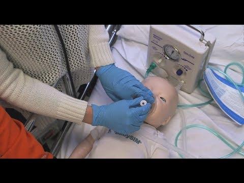 TCC Program Spotlight: Respiratory Therapy
