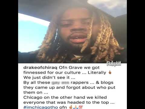 Did Chicago Get Finessed For It's Culture?