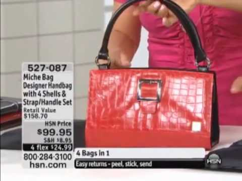 Miche Purses Sell Out In 4 Minutes on Home Shopping Network (HSN)