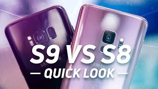 Samsung Galaxy S8, S8+, S8 Active