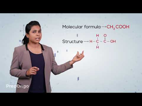 Carbon and its Compounds | Ethanoic Acid