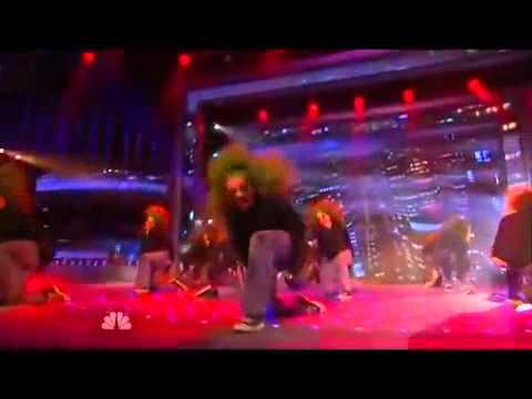 West Springfield Dance Team - America's Got Talent - Wild Card Special.