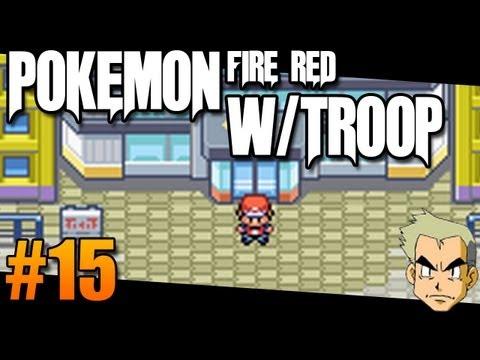 Pokemon Fire Red Walkthrough Part 15 - Silph Co.