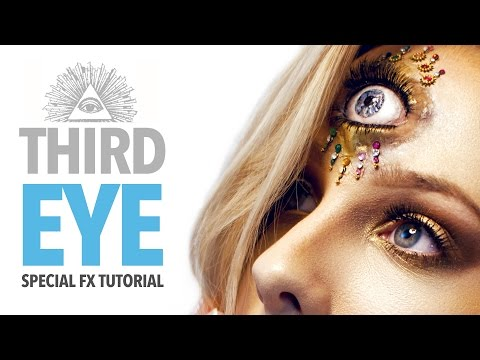 The third eye sfx makeup tutorial