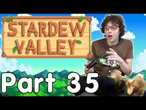 Stardew Valley - Giant Bear - Part 35